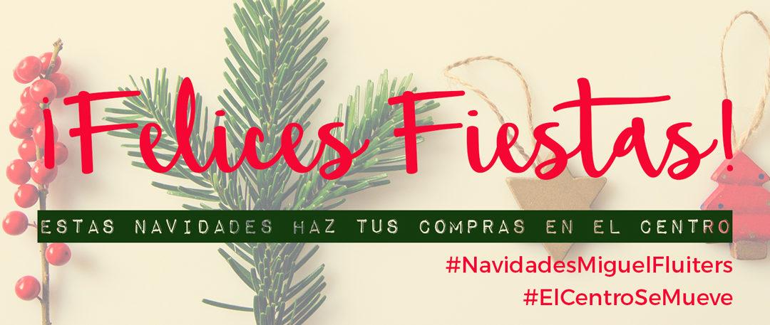 Actividades de Navidad 2017 #NavidadesMiguelFluiters