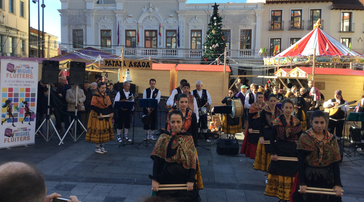 Bailes Regionales #NavidadesMiguelFluiters