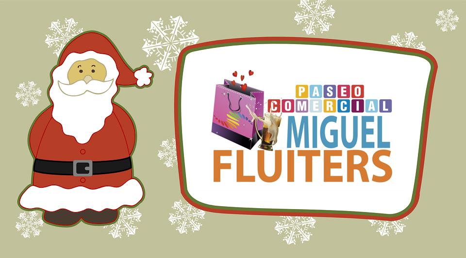 Papá Noel #NavidadesMiguelFluiters
