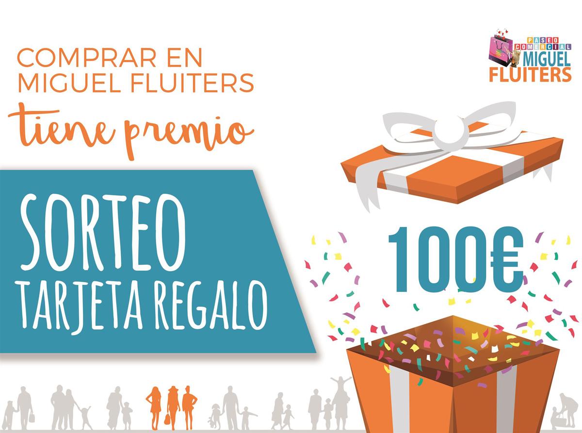 Sorteo Tarjeta Regalo de 100 €