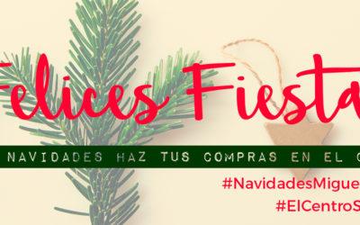 Actividades de Navidad 2019 #NavidadesMiguelFluiters
